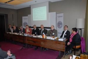 Erste gemeinsame Pressekonferenz und Expertengespräch zur neurologischen Frührehabilitation Phase B