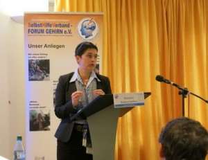 Ministerin Frau Barbara Steffens des MGEPA NRW