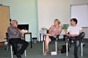 Workshop Selbsthilfe - Bild: SHV – FORUM GEHIRN e.V.