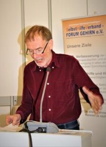 Bernd Stöhr - Lesungen auf schwäbisch