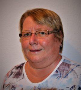 Angela Hoffmann – Mitgliederbetreuung