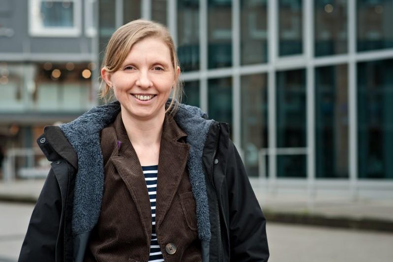 Corinna Rüffer, MdB. Fotograf: Marco Piecuch